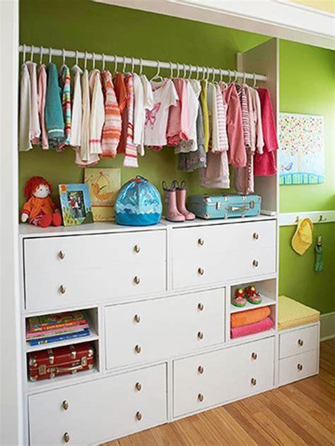 35 Practical Kids Closet Ideas  Home Design And Interior