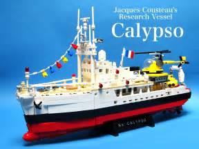 LEGO Ideas - RV Calypso