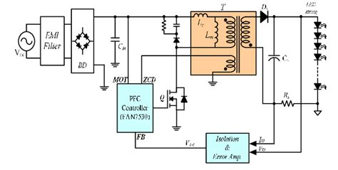Circuit Diagram Flyback Converter Download