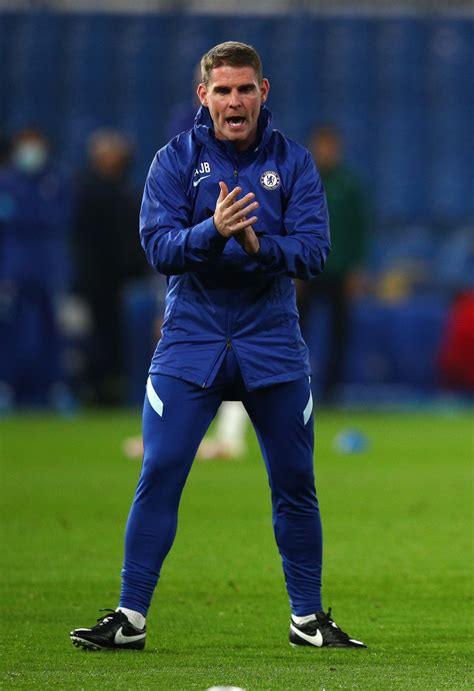 Anthony Barry is Chelsea's new mastermind and is behind ...