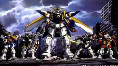 Gundam Wing Endless Wallpapers Waltz Zero Desktop