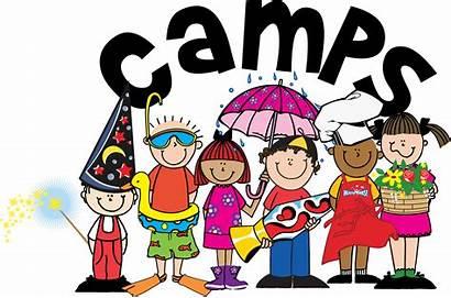 Summer Clipart Preschool Camp Library Cliparts Clip