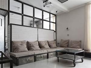 Deco Style Industriel : d co appartement style industriel ~ Melissatoandfro.com Idées de Décoration