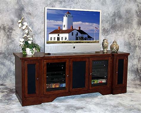 Tv Credenzas by Evolution Entertainment Center Furniture Wall Units