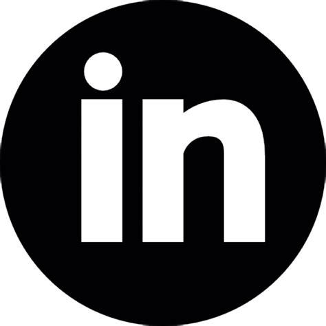 Linkedin rondure Icons - Free Download