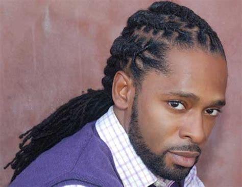 Outlandish Long Black Men Hairstyles 2014