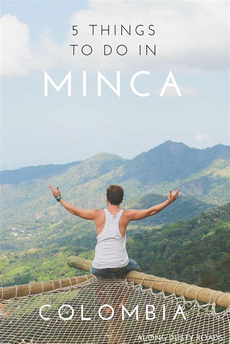 Five Things To Do In Minca — Along Dusty Roads