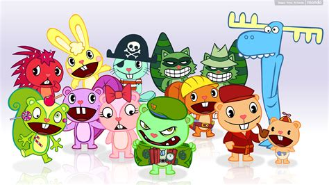 1000+ Images About Happy Tree Friends On Pinterest Happy