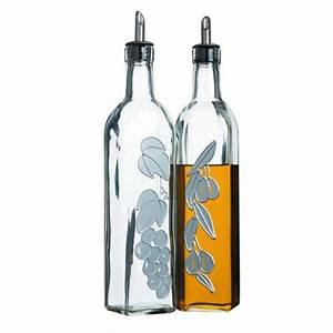 öl Essig Spender : kitchen craft italian collection essig l spender flasche 2er set 500ml ebay ~ Markanthonyermac.com Haus und Dekorationen