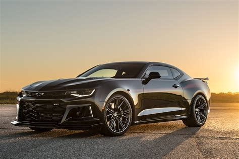 Hennessey Exorcist is a 1,000bhp Chevrolet Camaro speed ...