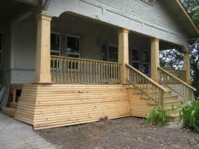 Wood Porch Step Design Joy Studio Design Gallery Front Porch Ideas Style For Ranch Home