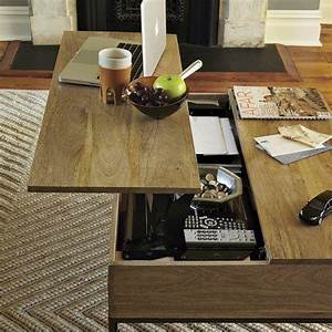 rustic storage coffee table west elm With west elm rustic storage coffee table