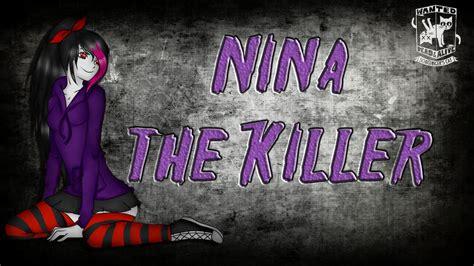 【mmd X Creepypasta】 Pacify Her【nina The Killer】