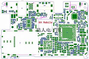 Xiaomi Redmi 4 Schematic Diagram