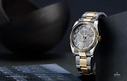 Watches Luxury Rolex Wallpapers Background Gold Desktop
