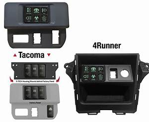 Adapters For Toyota 4runner Or Tacoma Pod System Or