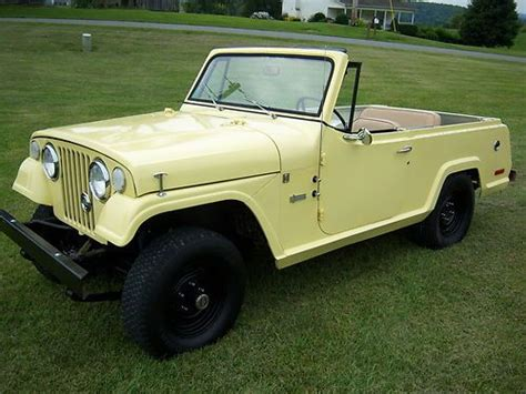 jeep jeepster for sale buy used 1971 jeepster commando in la follette tennessee