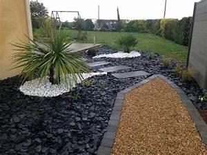 Aménagement Jardin Extérieur : parterre exterieur jardin plan paysagiste horenove ~ Preciouscoupons.com Idées de Décoration