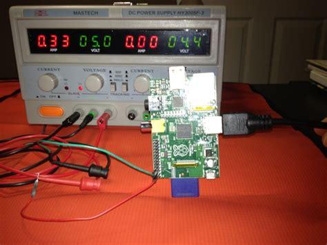 sha raspberry pi power up using the 5v header pin