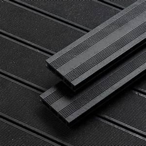 Lame Composite Noire 1275 X 240 X 28