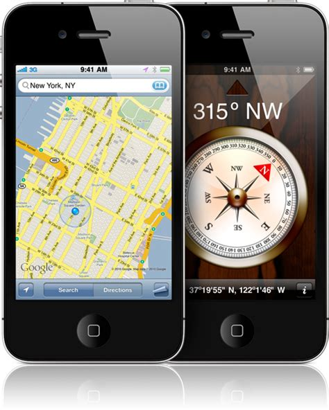 gps iphone gps on the iphone 4 help or hindrance