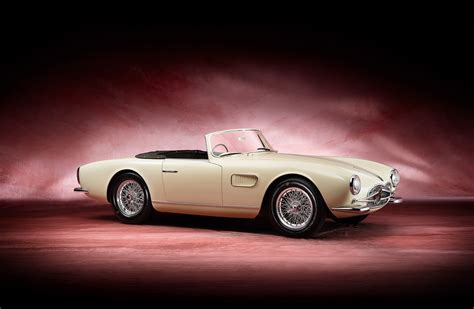 Bensberg: classic cars captured by photographer René Staud