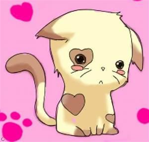 Kawaii, Sweet Chibi Kitten by mewmewgirl123 on DeviantArt