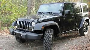 2018 Jeep Wrangler Unlimited 4x4 Jk Willy U0026 39 S Black 4x4