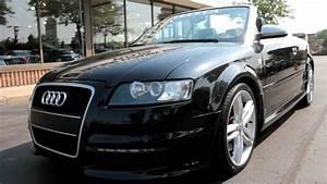 Audi S4 Cabriolet : 2006 audi s4 39 rs4 style 39 cabriolet village luxury cars markham youtube ~ Medecine-chirurgie-esthetiques.com Avis de Voitures