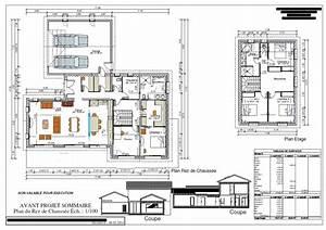 avis plan maison individuelle 170m2 20 messages With site de plan de maison