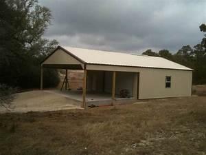 san antonio metal buildings With 30x30 pole barn plans