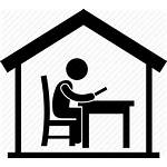 Learning Homeschooling Education Student Studying Icon Icons