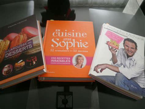 livre cuisine michalak crème pâtissière ma cuisine mes livres et moi