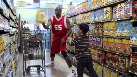 GEICO Dikembe Mutombo Commercial Happier Than Dikembe ...