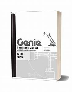 Genie S60  U0026 S65 Operators Manual