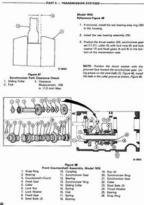 Ford 1910  2110 Tractor Service Repair Manual  Se4370