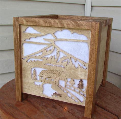 scroll  shadow box scroll  wood crafts wood