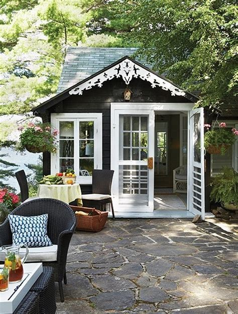 Garden Shed Guest House by 1000 Images About Back Yard Guest House On