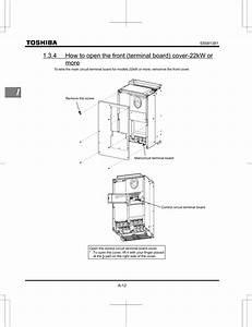 Toshiba External Wiring Diagram