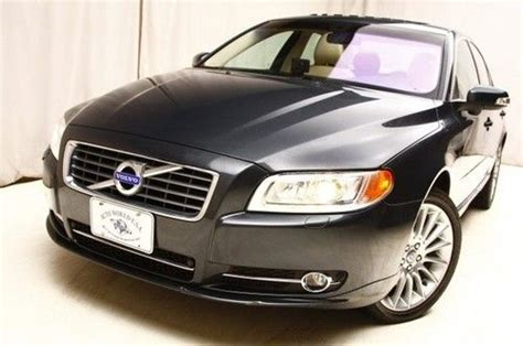 free car repair manuals 2010 volvo s80 navigation system purchase used 2001 volvo s80 4 door limousine rare diplomat vehicle in marina del rey