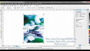 How To Use Sublimation Templates In Coreldraw