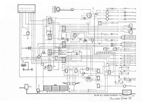 lotus elan  heater motor  ballast resistor wiring