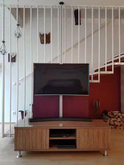 tv halterung stange drehbare tv stangen tv s 228 ulen im vergleich uni prof 24