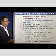 New Product Development Process By Mr Chandu Nair Youtube