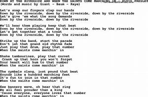 Riverside, Band, Lyrics