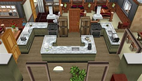 sims kitchen ideas 38 best images about sims freeplay house ideas on