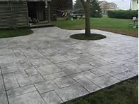 nice concrete patio design Nice Concrete Patio Design - Patio Design #42
