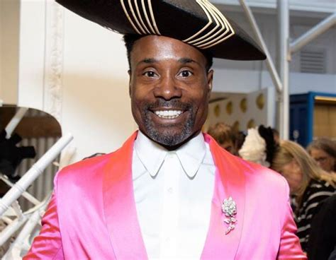 Billy Porter Makes London Fashion Week His Runway With