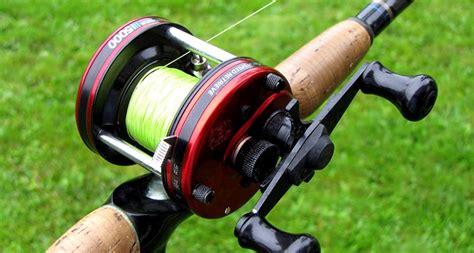 choose   types  fishing reels