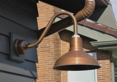 Solid Copper Outdoor Lighting — Home Ideas Collection